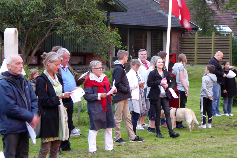 Sankt Hans i Esrum 2015