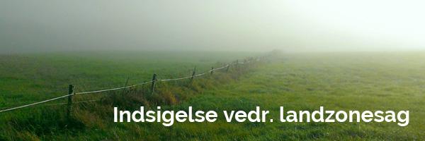 Indsigelse om jorddeponi Esromgaard