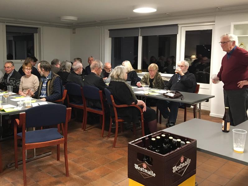 Ølsmagning i Esrum ved Peter Kalko