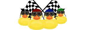 Duck-Race i Esrum