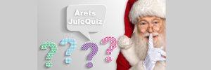 Quiz vinderne til Juletræstænding