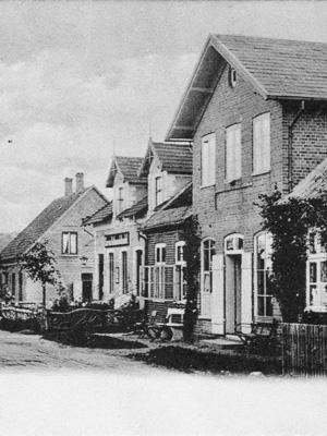 Esrums historie - Esrum Hovedgade